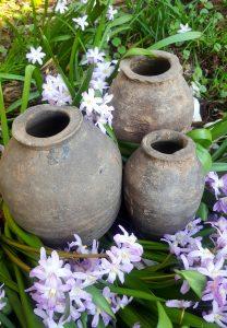 Antieke Kruiken uit Thailand te koop in NL