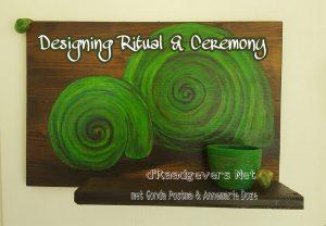 Designing Ritual & Ceremony door d'Raadgevers Net
